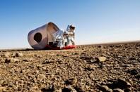Mars Emergency shelter